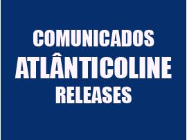 Comunicados Atlânticoline, Atlanticoline Releases